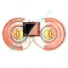Кулер для видеокарты Thermaltake DuOrb CL-G0102 с тепловыми трубками (медный) - Петрозаводск