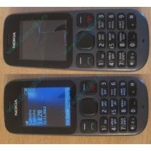 Телефон Nokia 101 Dual SIM (чёрный) - Петрозаводск