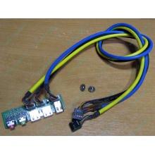 Панель передних разъемов (audio в Петрозаводске, USB в Петрозаводске, FireWire) для корпуса Chieftec (Петрозаводск)