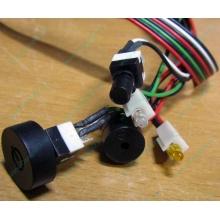 Светодиоды в Петрозаводске, кнопки и динамик (с кабелями и разъемами) для корпуса Chieftec (Петрозаводск)