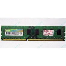 НЕРАБОЧАЯ память 4Gb DDR3 SP (Silicon Power) SP004BLTU133V02 1333MHz pc3-10600 (Петрозаводск)