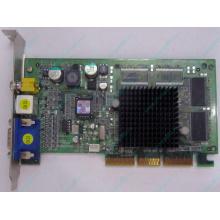 Видеокарта 64Mb nVidia GeForce4 MX440SE AGP Sparkle SP7100 (Петрозаводск)