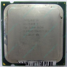 Процессор Intel Celeron D 336 (2.8GHz /256kb /533MHz) SL8H9 s.775 (Петрозаводск)