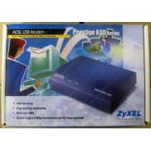Внешний ADSL модем ZyXEL Prestige 630 EE (USB) - Петрозаводск